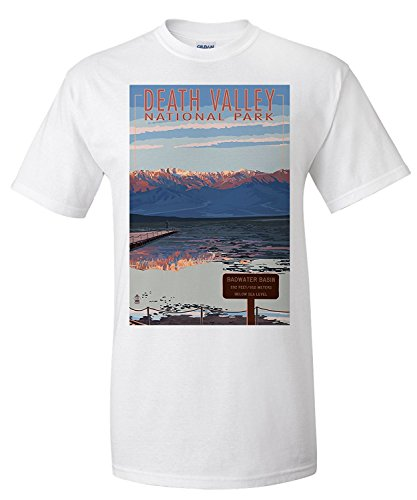 Badwater - Death Valley National Park (Premium T-Shirt)