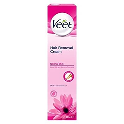 Veet Hair Removal Cream for Normal Skin, 200 ml