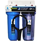 2 Stage Water Purifier Water Filter for Kitchen