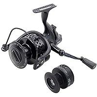 Hirisi Tackle Faster Speed 5.5:1 Carp Fishing Reel For Freshwater Free Spool HK6000