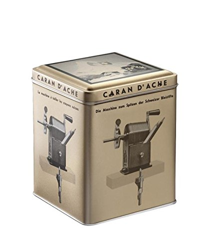 Affordable Caran d'Ache Metal Pencil-Sharpening Machine Review