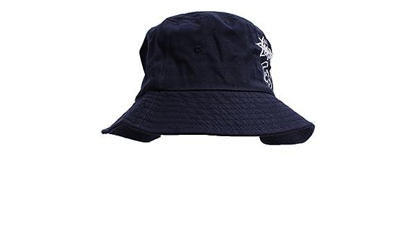 Hengsong Donna Uomo Nero Cappello da Sole Cappelli da Pesca Hip Hop Berretti  (Blu Navy 1)  Amazon.it  Sport e tempo libero dcf7f37fa3b1