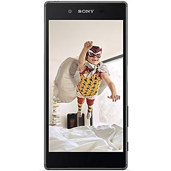 "Sony Xperia Z5 - Smartphone libre Androi (4G, pantalla 5.2"", 32 GB, 3 GB RAM, cámara 23 Mp), color negro"