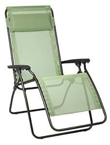lafuma lfm4007 6454 r clip fauteuil relax jardin. Black Bedroom Furniture Sets. Home Design Ideas