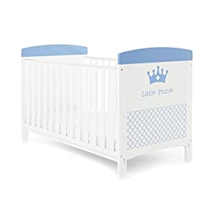Obaby Grace Inspire Cot Bed, Little Prince Isabella Alicia Izzy pod moses basket dressing is a perfect starter bed for your baby Replacement cover for the existing basket Perfect for creating a cosy sleeping space for your precious little one 5