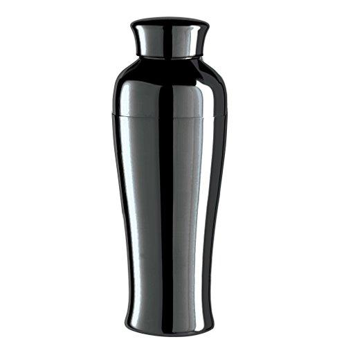 Oggi vergoldet Spiegel Finish hoch & Slim Cocktail Shaker, 0,75l/26oz, Nickel Oggi Shaker
