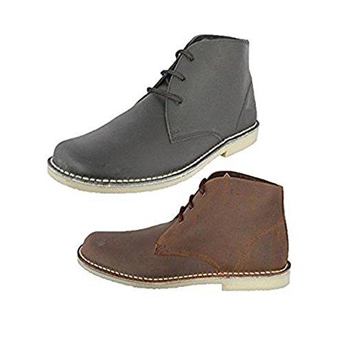 Roamer , Desert boots homme Noir