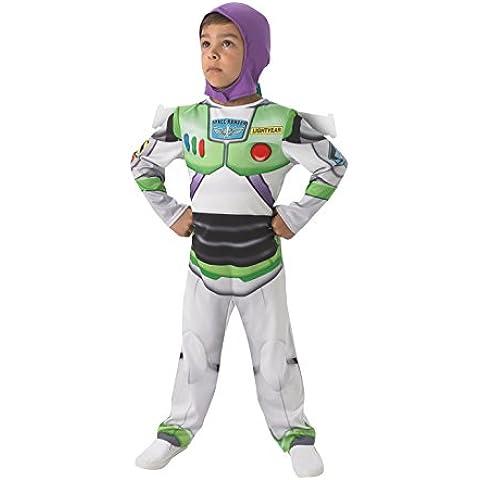 Buzz Lightyear - Infantil Fancy Dress Disfraz - 2-3 AÑOS