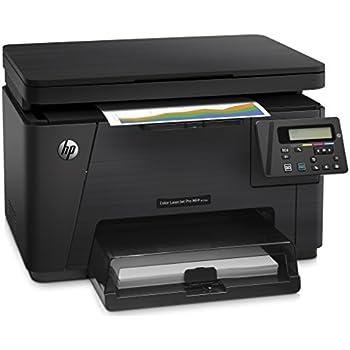 HP LaserJet Pro M176n Imprimante Multifonction Laser Couleur (16 ppm, 600 x 600 ppp, USB, Ethernet)