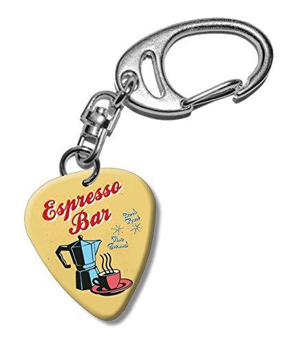 espresso-bar-martin-wiscombe-gitarre-plektrum-pick-schlusselanhanger-keyring-vintage-retro
