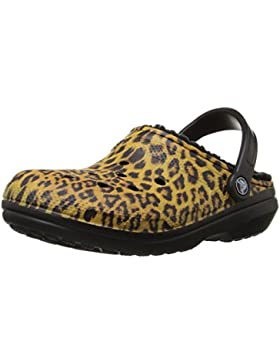 Sabot Crocs Classic Lined Graphic Clog MainApps
