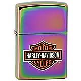 60.000.388 Briquet zippo harley-davidson hD logo collection spectrum regular mM