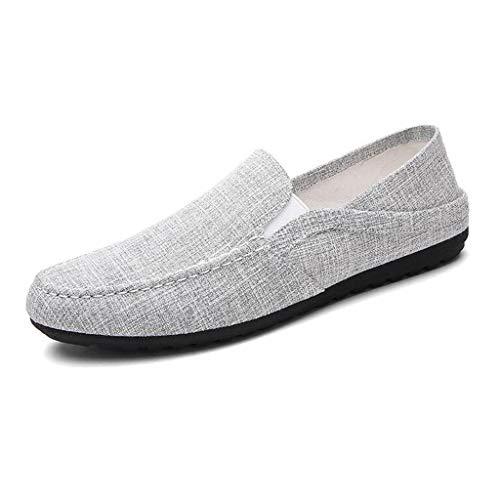 b71be7a717e YIWU Entrenador Zapatos De Hombre Trend A Pedal Lazy Shoes Men Zapatos De  Tela Old Beijing