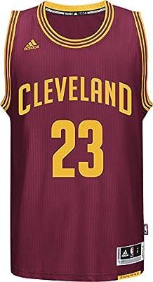 LeBron James Cleveland Cavaliers NBA Swingman carretera réplica de la camiseta