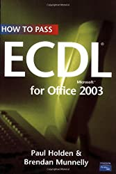 How to Pass ECDL4 for Office 2003