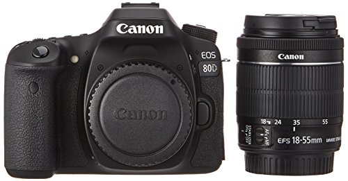 Canon EOS 36d EF-S 18–55 IS STM appareil photo reflex Noir