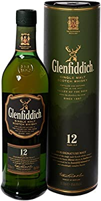 Glenfiddich 12 Year Old Whisky 70 cl