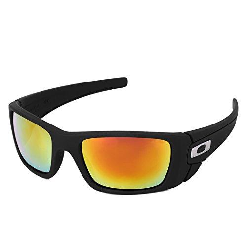 OUTEYE Sport Sonnenbrille für Herren und Damen Autofahren Ski Fahren Golf Laufen Angeln Radfahren UV400 Schutz Superleichtes