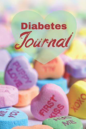 Diabetes Journal: A5 Diabetes Journal | Blutzucker Notizbuch | 52 Wochen -