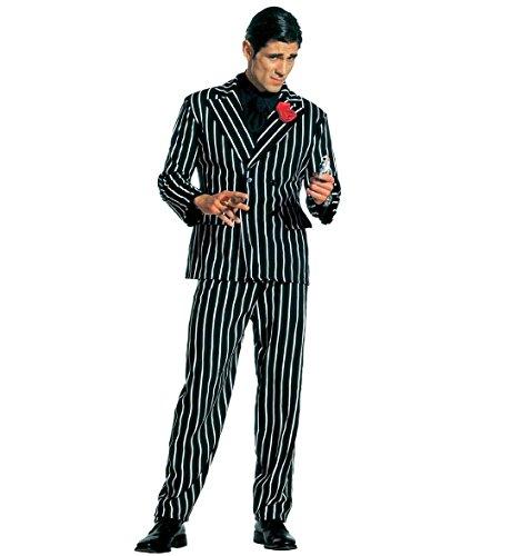 Imagen de widman  disfraz de gánster años 20 para hombre, talla m 37542