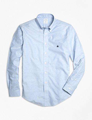 Brooks Brothers Camicia Regent Logo Manica Lunga, Chemise Homme
