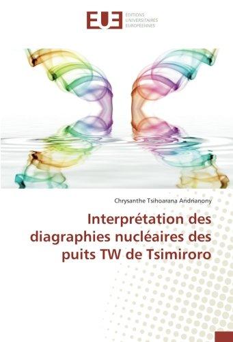 Interprétation Des Diagraphies Nucléaires Des Puits Tw De Tsimiroro