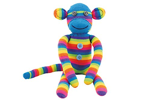 DIY Craft Sock Doll Monkey (Monkey Diy Sock)