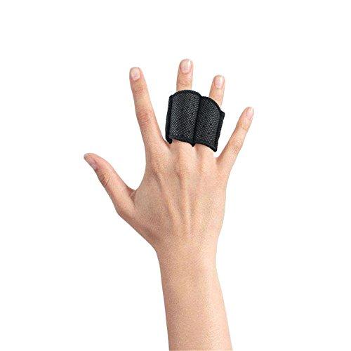 DOGZI Ellenbogenbandagen Ellbogenschoner Ellenbogenprotektor Ellbogenprotektor Ellenbogenschutz, Sport Fingerschutz Doppel Finger Schiene Gelenkstütze Schutz