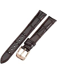 Daniel Wellington - 1002DW - Classy York - Bracelet de Montre Femme - Cuir Marron
