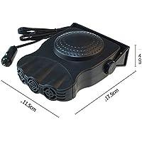 Calentador de ventilador de aire caliente para piezas de accesorios de automóviles