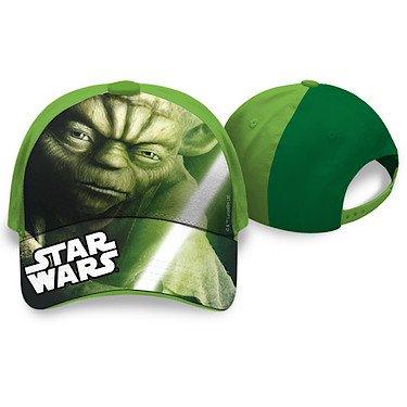 Exclusiv* Star Wars Basecap Mütze Sonnen Mütze Clone Wars Yoda Vaider