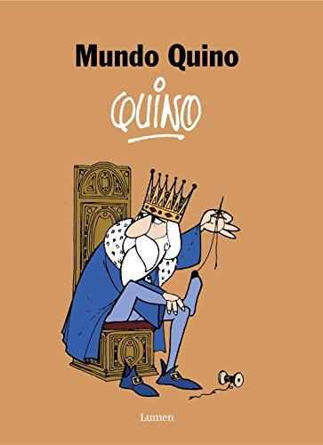 Mundo Quino (LUMEN GRÁFICA)