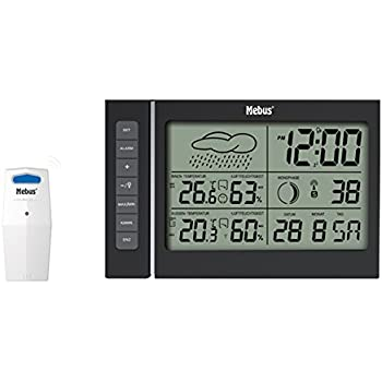 Mebus 40281 Funk-Wetterstation