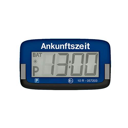 NEEDIT Park Micro Digitale Parkscheibe mit Zulassung (blau) - Mikro