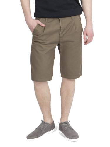 Dr. Denim -  Pantaloncini  - Uomo verde Large