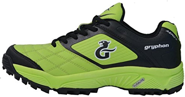 Aero G2 Hockey Shoes   Green