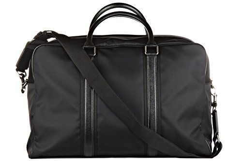 BM1370AD5648B956 Dolce&Gabbana Sac de voyage Homme Nylon Noir Noir