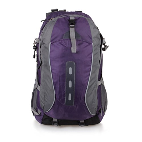 TUOZA Damen Outdoor-Reisen Bequem Multifunktions-Reiserucksack Purple