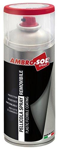 Ambro-Sol V406AL Spray de Pintura, Aluminio, 400 ML