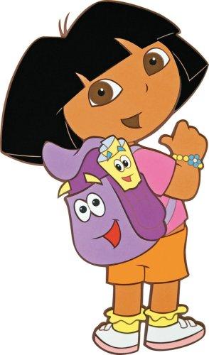 Decofun 23533 Wandfigur Dora