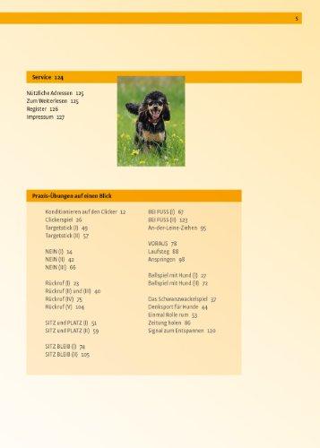 Hundeschule:  Verhalten formen mit dem Clicker - 5