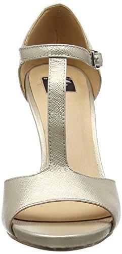 Giudecca Jycx1323-sb7, Sandales  Bout ouvert femme Gold (Y-3 light gold)