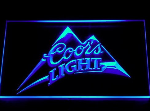 004-b-coors-light-beer-bar-pub-logo-neon-light-sign