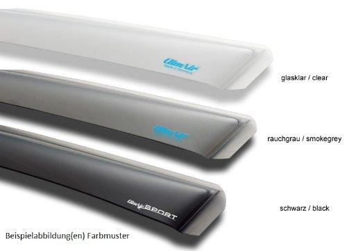 Tuning-Pro ClimAir Windabweiser vorne (mit ABE) 03-062, Farbausführung: rauchklar