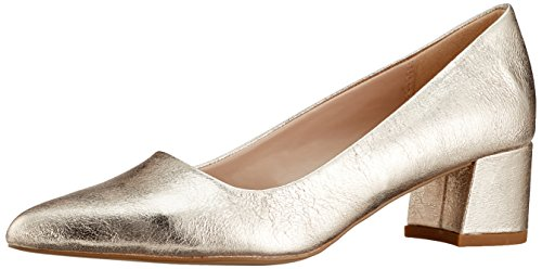 ESPRIT Damen Laurel Pump Pumps, Beige (Skin Beige), 40 EU