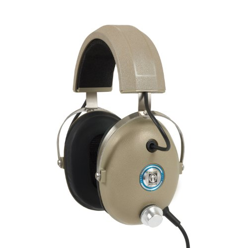 Koss Pro 4AA Wired Headphone (Gold & Black)