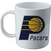 Indiana Pacers - NBA Becher und zwei Auffkleber