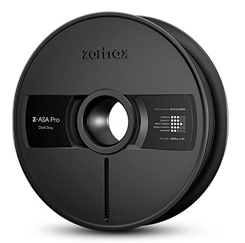 zort RAX 5902280822639ASA de Z Pro Filament pour M300, 1,75mm, 2kg, graphite