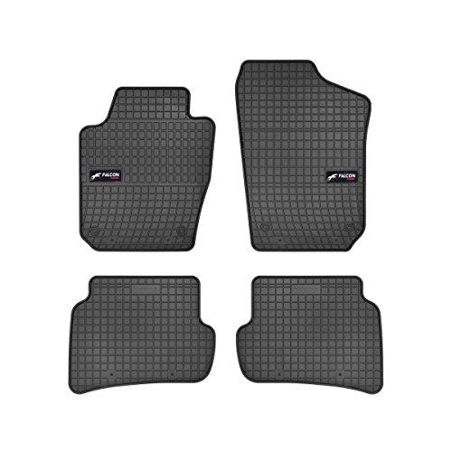 Set-Tappetini-auto-su-misura-in-gomma-SEAT-Ibiza-4-4FL-dal-062008-al-2017