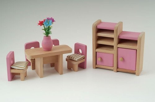 wooden-dolls-house-furniture-set-pink-dining-room-by-streets-ahead